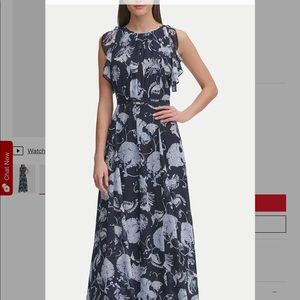 Tommy Hilfiger Size 2 Maxi Silhouette